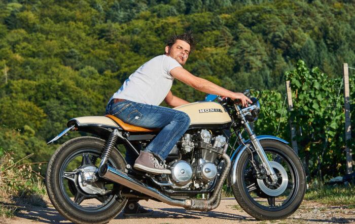 Honda CB 750 KZ Café Racer