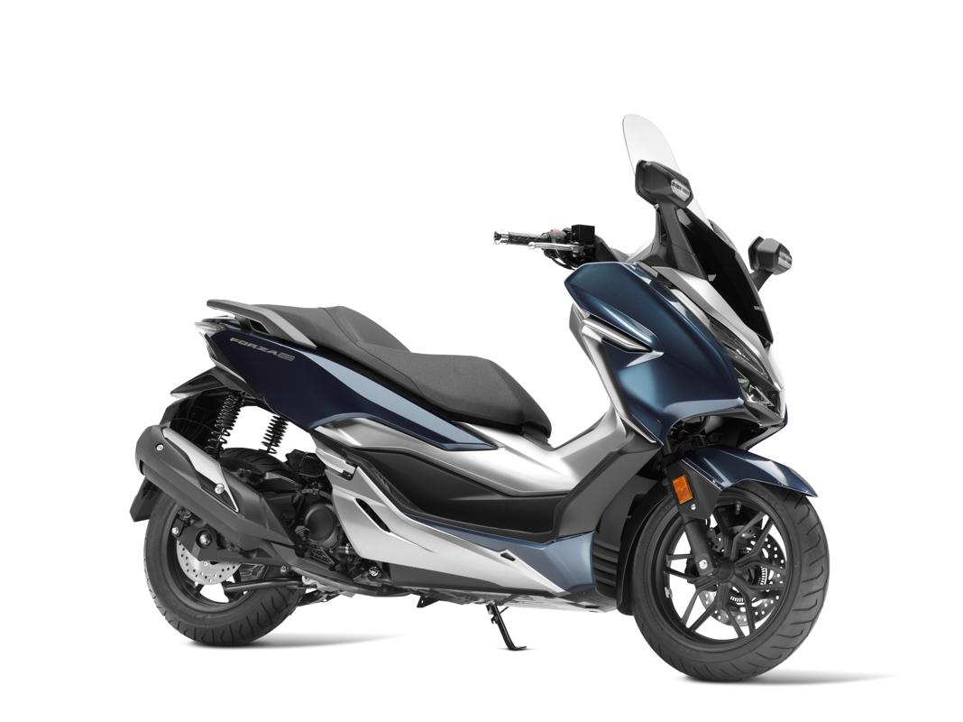 Honda forza 300 fitness kur f r das modelljahr 2018 for Honda classic 2018