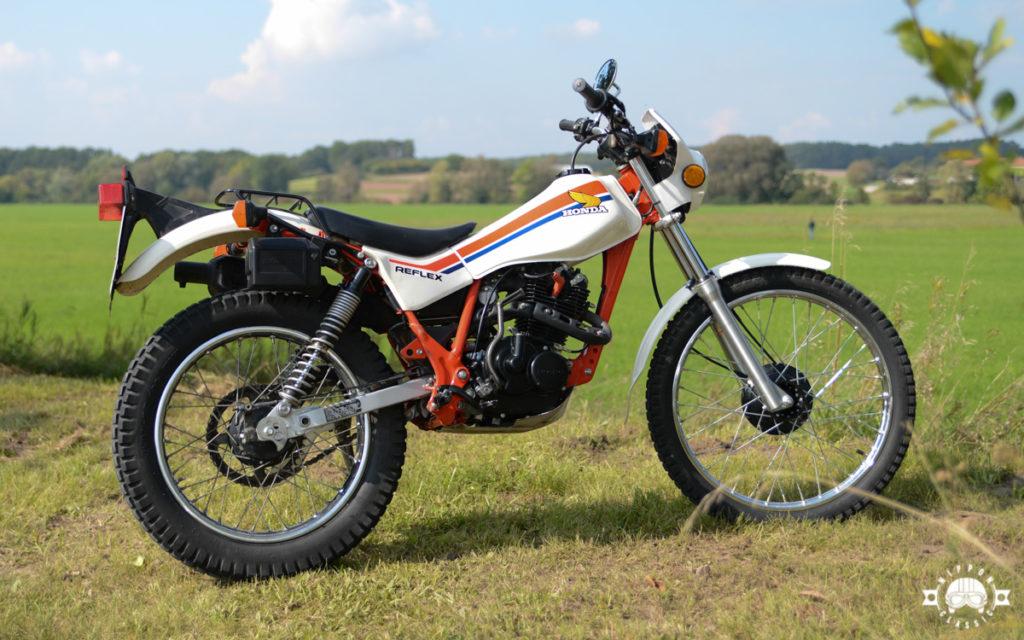 "Hondas ""Bergziege"" TLR Reflex"