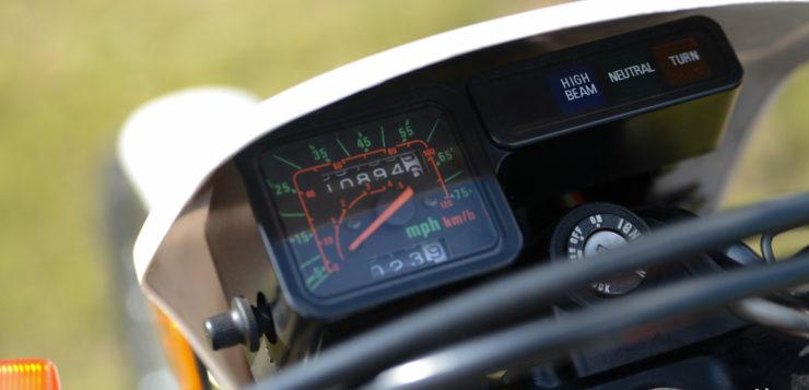 Honda Reflex TLR 200