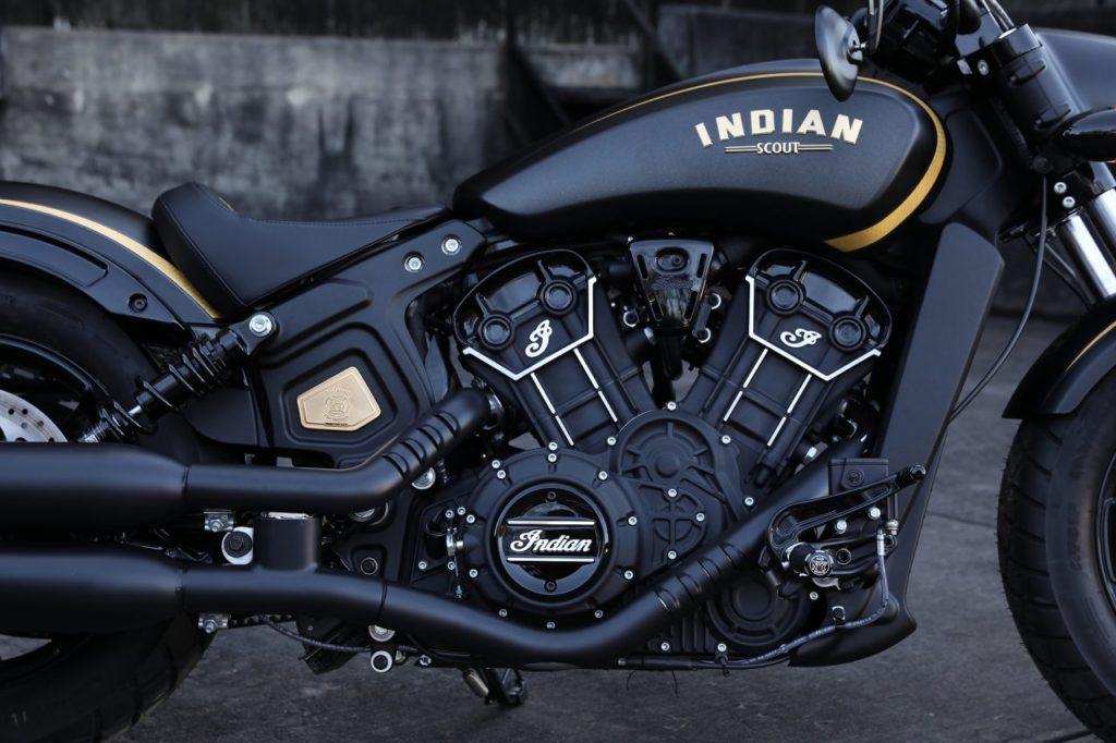 Paint Motorcycle Exhaust Flat Black