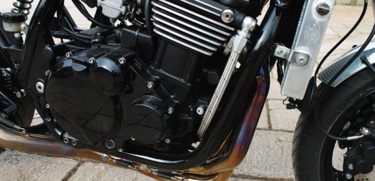 Kawasaki ZRX 1100 Café Racer