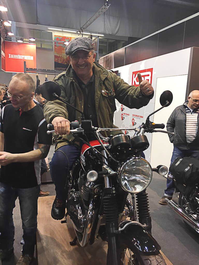 Motorradmesse Dortmund 2018