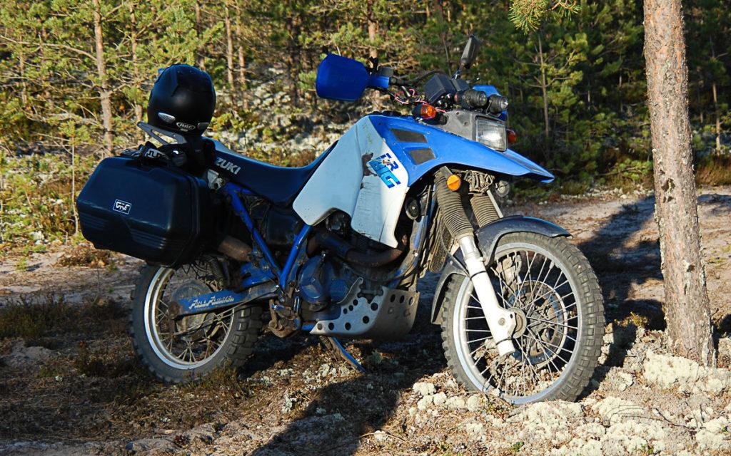 Dem Sumo-Bike war mit 220 kg Gewicht wenig Erfolg vergönnt