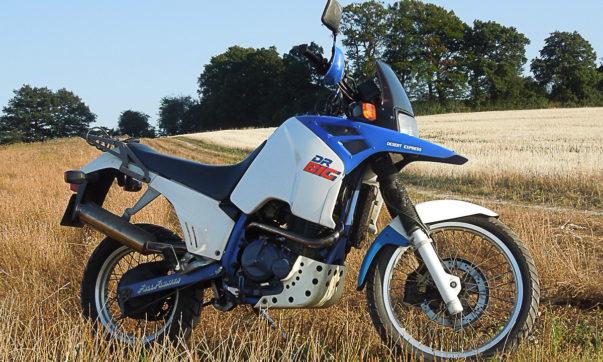 Suzuki DR 750 Big