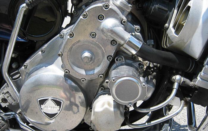 Suzuki RE5 Wankelmotor