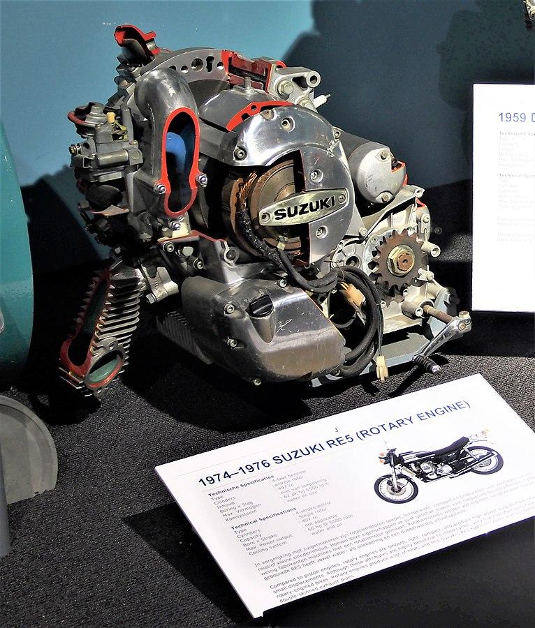 Suzuki Wankelmotor
