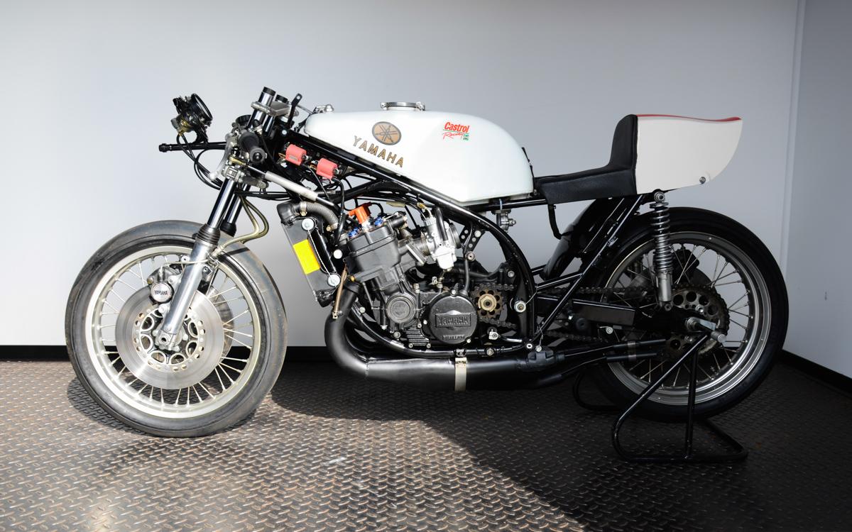 Yamaha TZ 700 von 1974