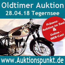 Motorrad-Auktion