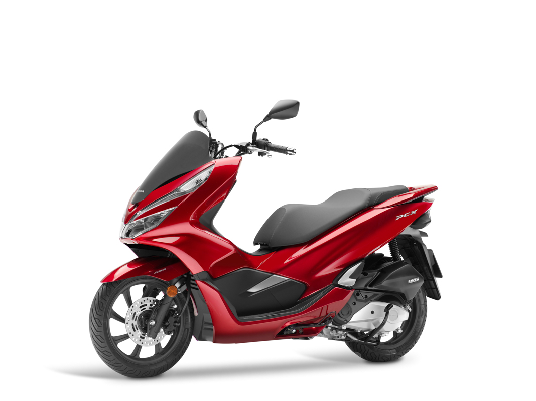 Red Suzuki Xl