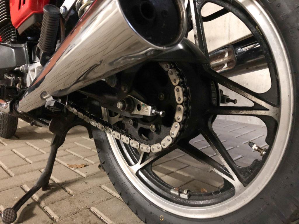 Honda CB 450 N