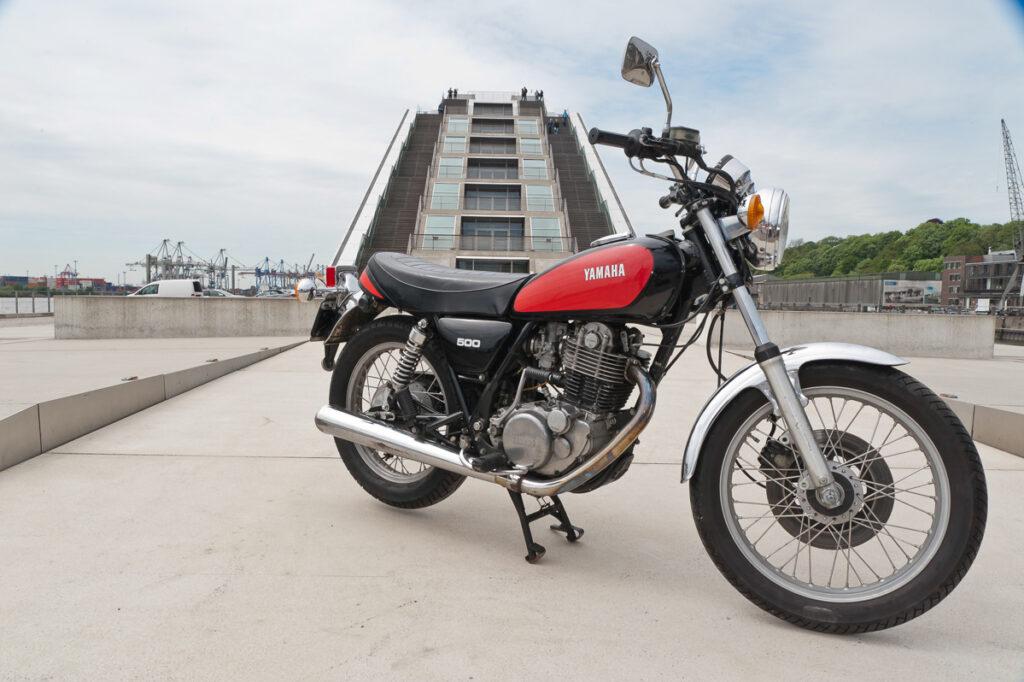 Die Yam wurde am 20. April 1978 zugelassen und befindet sich immer noch im Erstbesitz