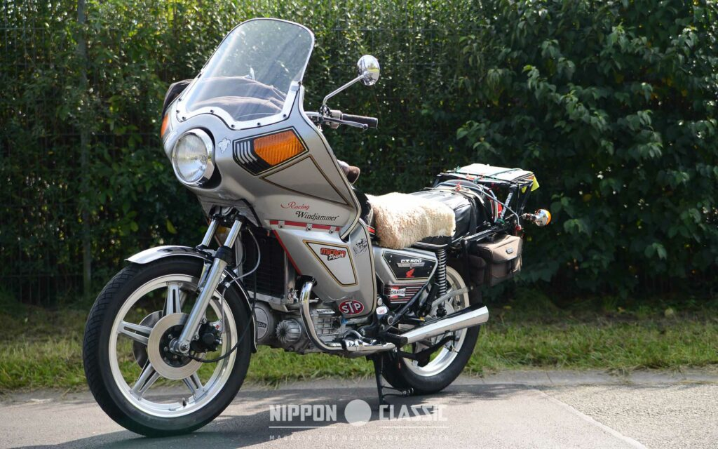 Graig Vetters Windjammerverkleidung passte auf alle Motorradmodelle