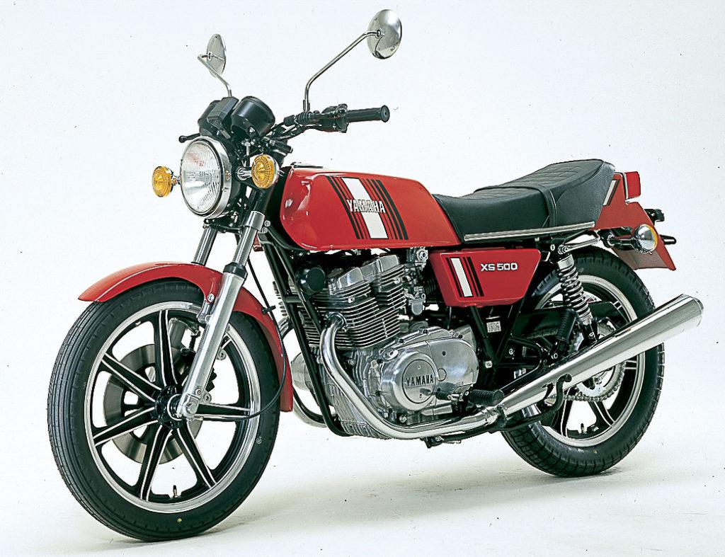 Yamaha XS 500