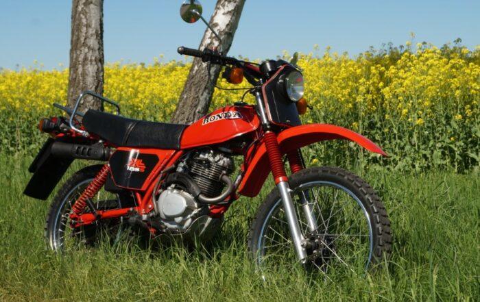 Honda XL 185 S (Foto: Ralf Krug)