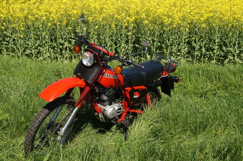 Honda XL185S