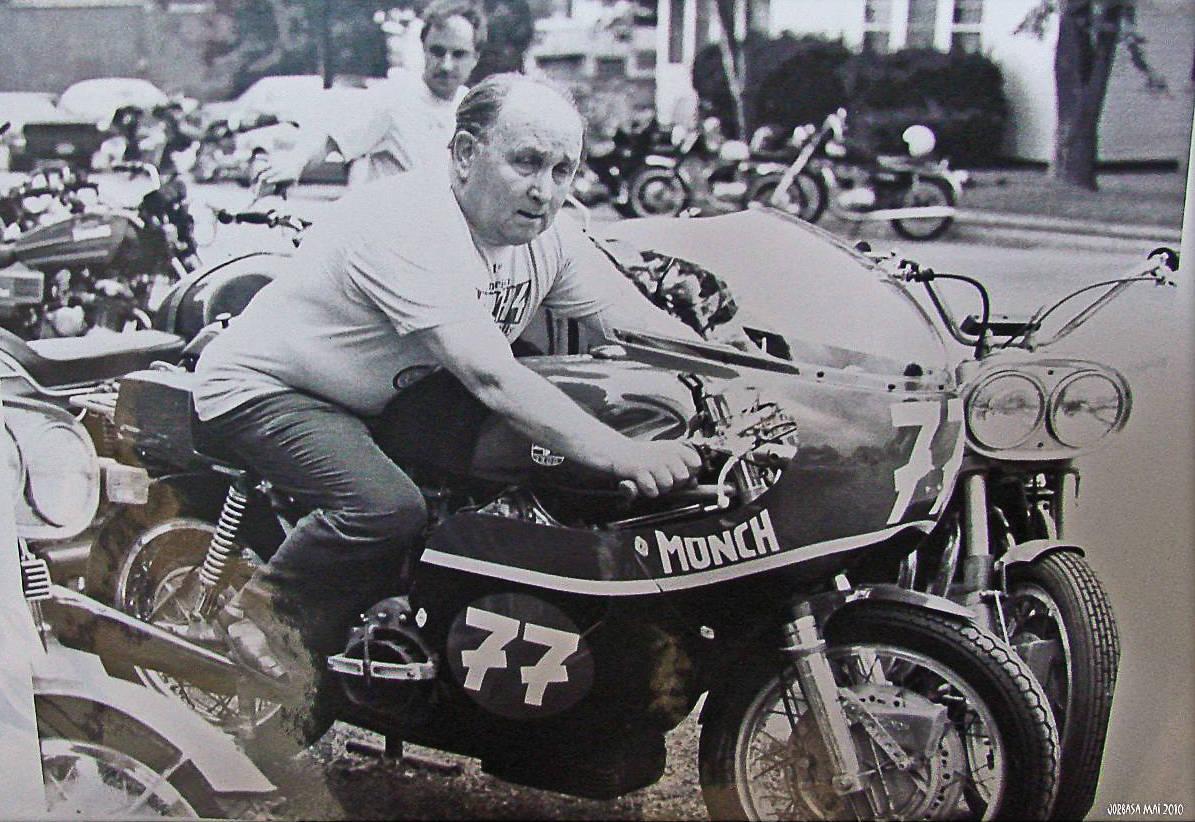 Friedel Münch verstarb am 27. April 2014 im Alter von 87 Jahren