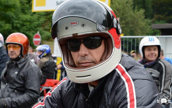 Ein Motorradhelm ist Schutz und Lifestyle