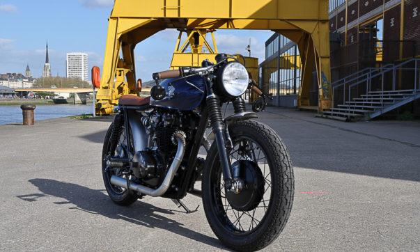 Honda CB 450 Bratstyle
