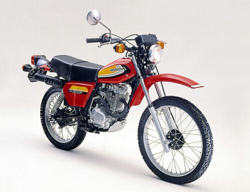 Honda XL125S und XL185S – der rote Rebel