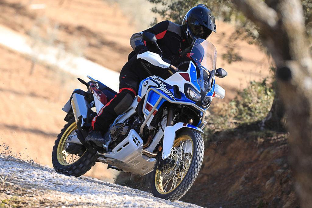 Honda CCRF1000L Adventure Sports