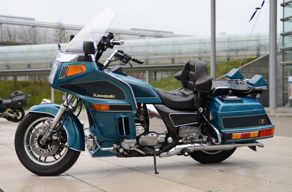 Kawasaki ZN 1300