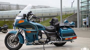 Kawasaki ZN 1300 Voyager – Six-Pack im Tourer-Gewand