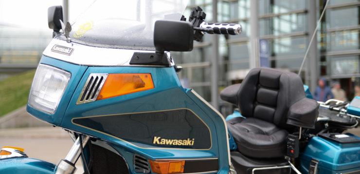 Kawasaki ZN 1300 Voyager