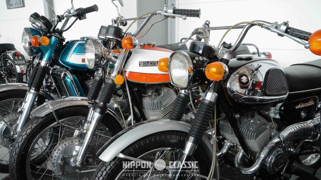 In guter Gesellschaft: Suzuki TC 250 X-6 Hustler