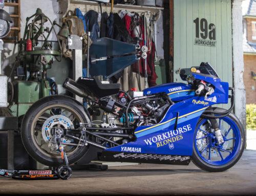 Yamaha und Workhorse Speed Shop fordern die Sultans of Sprint heraus