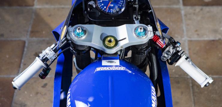 Workhorse-Yamaha XSR700