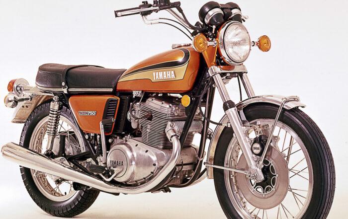 Die Yamaha TX 750 war ein riskanter Entwicklungsschritt