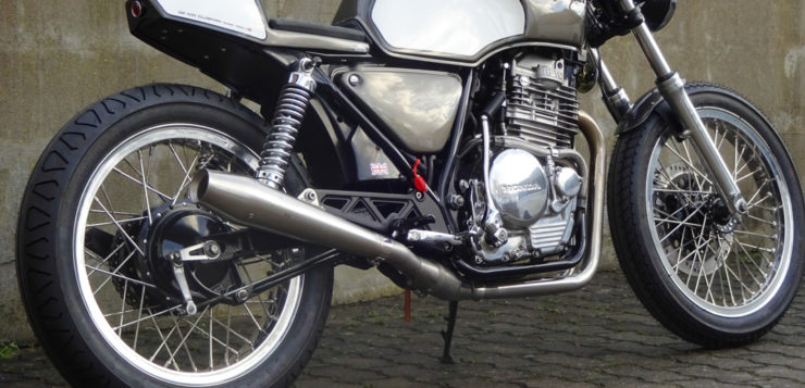 Honda GB 500 Cafe Racer