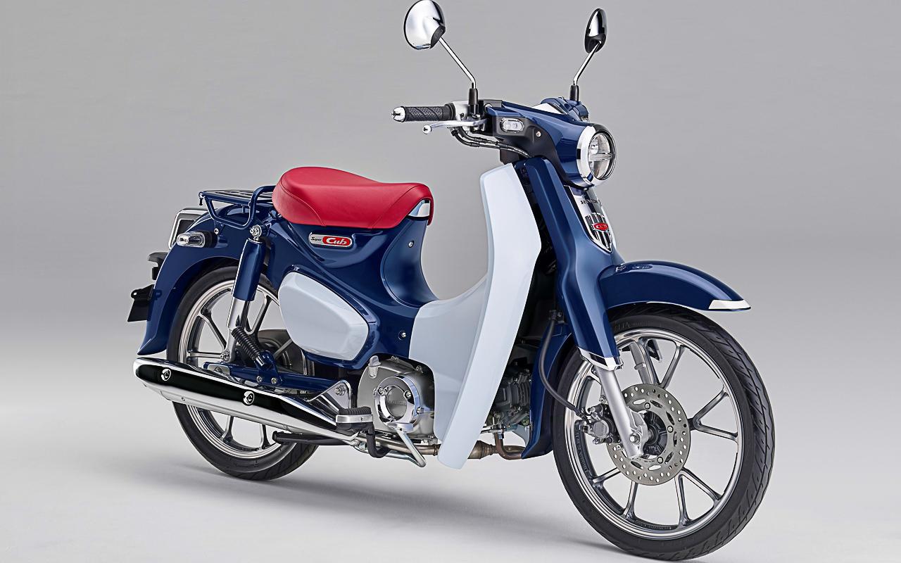 Honda Super Cub 125 kommt nach Europa