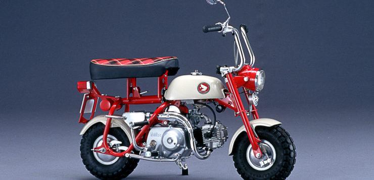 Honda Monkey Z50M von 1967