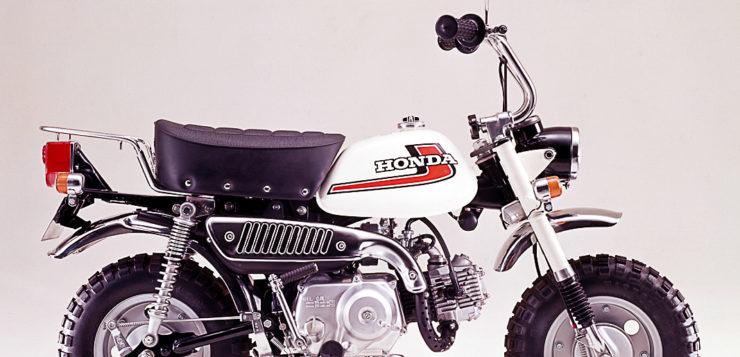 1975er Honda Monkey Z50J-II