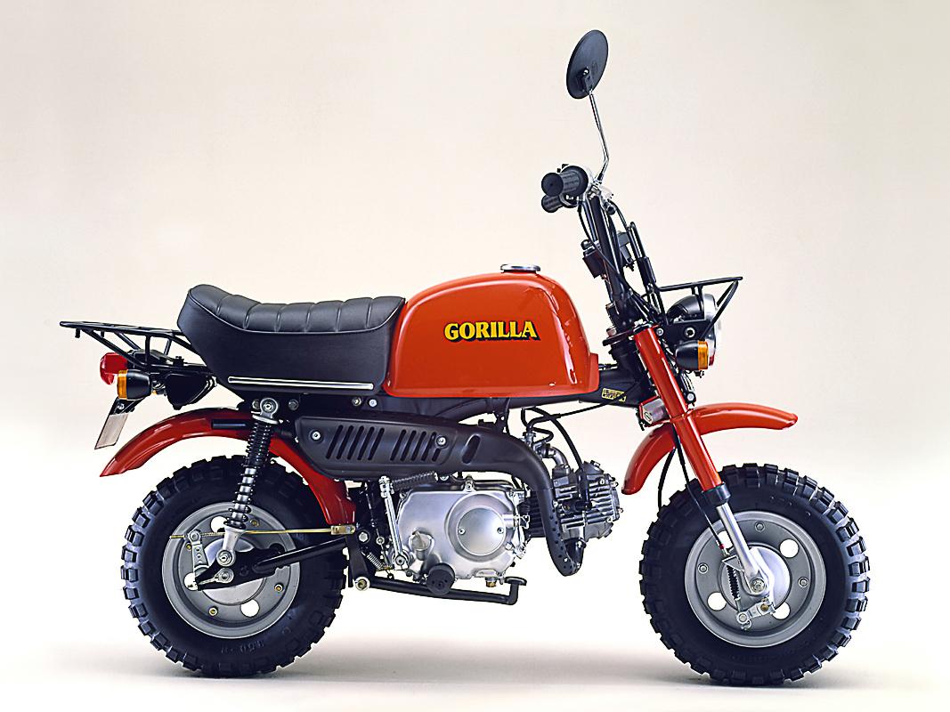 Honda Monkey Cafe Racer