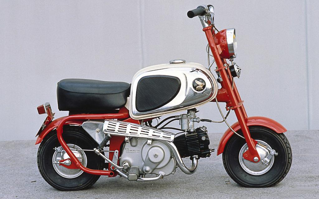 Honda CZ 100
