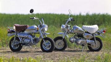 Honda Monkey Modellgeschichte – Kultbike im Bonsai-Format