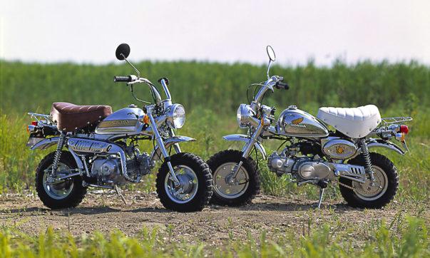 Honda Monkey von 1979