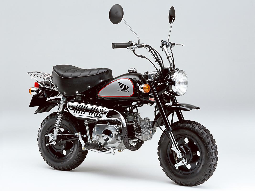 Jahrzehntelang gebaut: Honda Monkey