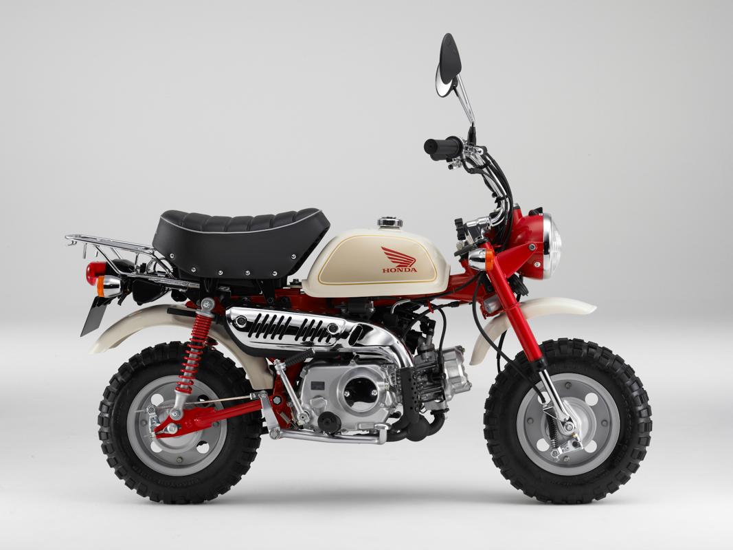 Kelebihan Honda Monkey 50 Spesifikasi