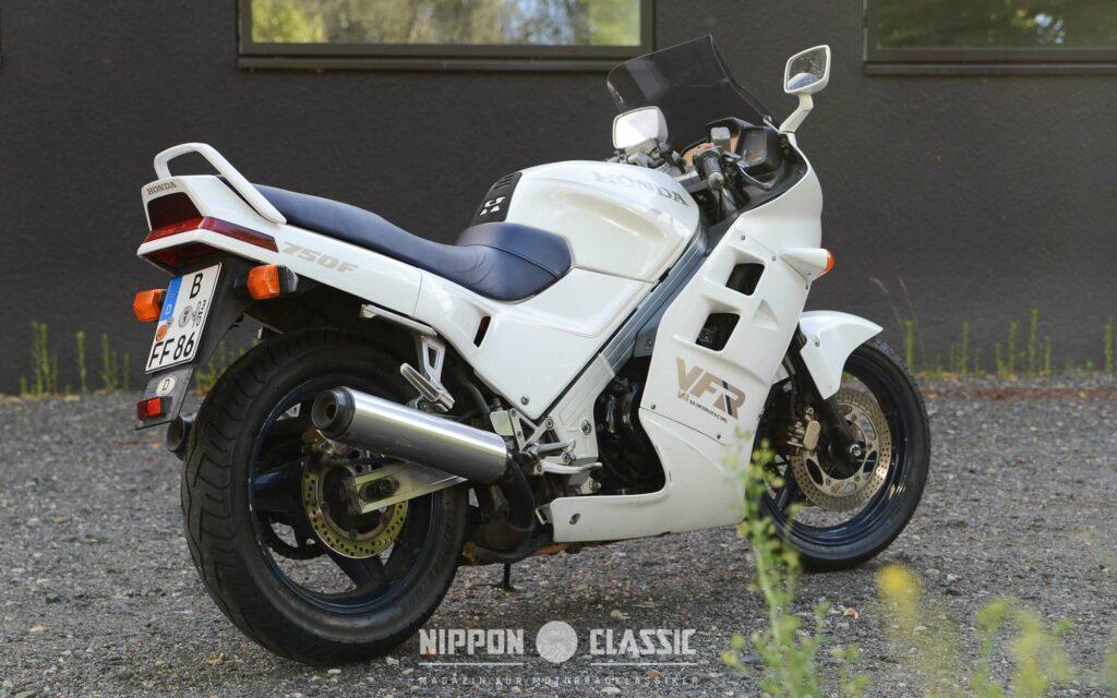Honda VFR 750 F RC24 war die perfekte Balance zwischen Sportler, Touring-Bike und braver Alltagsmaschine