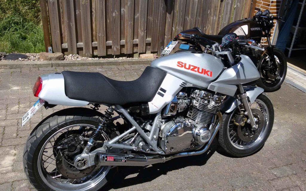 Suzuki Katana 1100 S