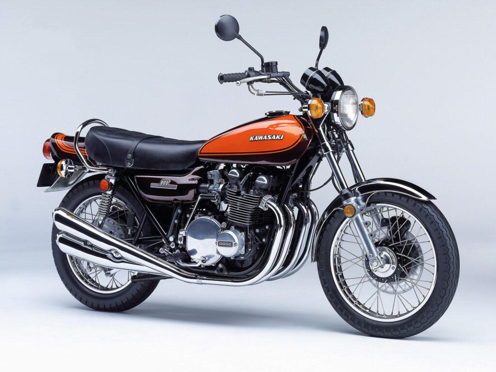Paukenschlag 1972: Kawasaki Z1 900