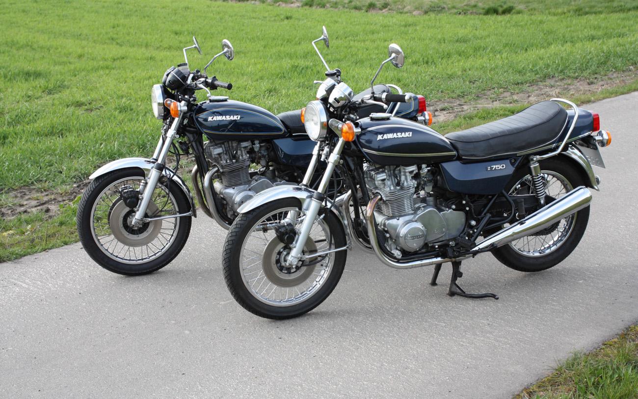 Kawasaki Z 750 B