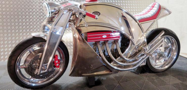 Levis V6 Café Racer