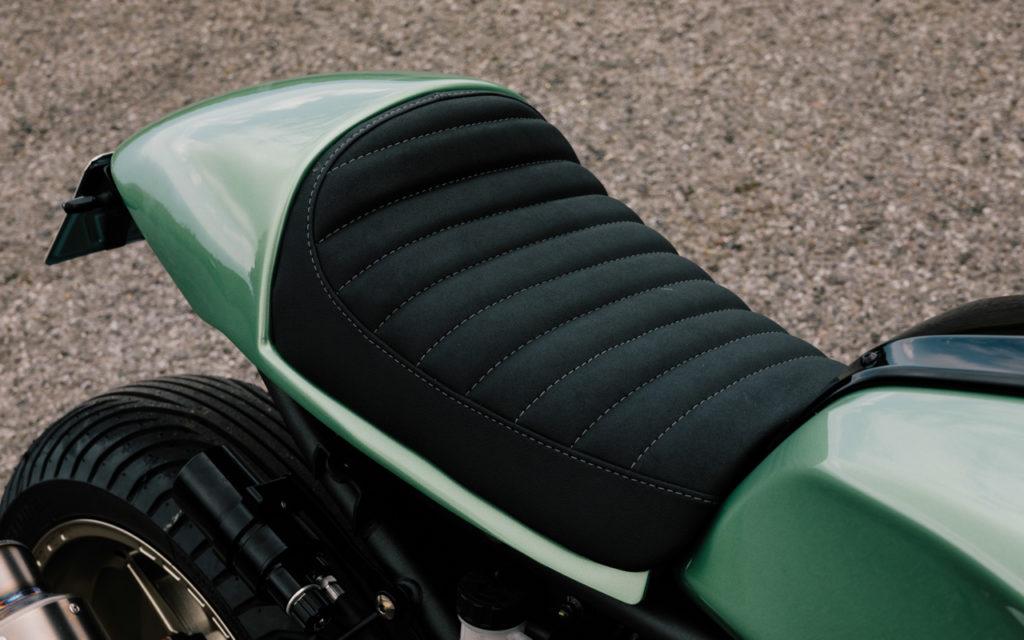 """XSR 700 """"Bantam Racer"""""""