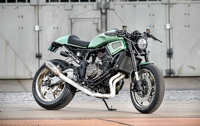 """Yamaha XSR 700 """"Bantam Racer"""""""