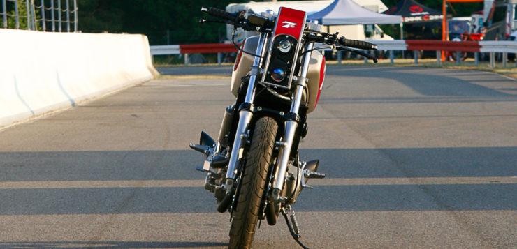 Yamaha XZ 550 Racer